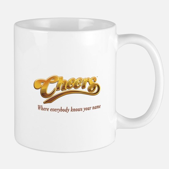 Cheers Everybody Knows Your N Mug