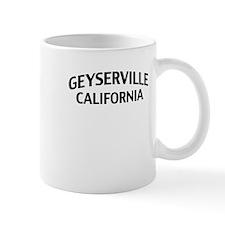 Geyserville California Mug