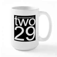two29 Large Mug