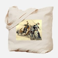 Knights of Europe Tote Bag