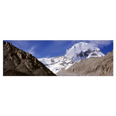 Tibet, Mount Kailash, mountain Poster