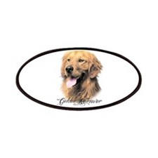 Golden Retriever Patches