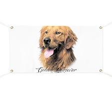 Golden Retriever Banner