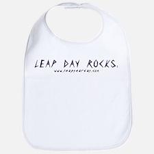 Funny Leap Bib