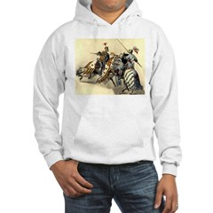 Knights of Europe Hooded Sweatshirt
