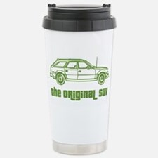 AMC Eagle Wagon Large Mugs