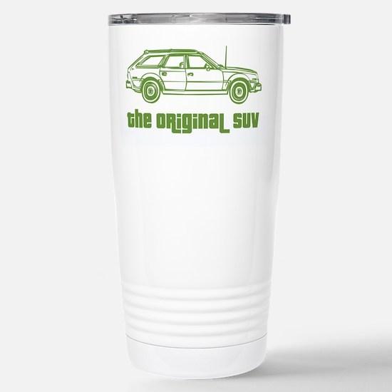 AMC Eagle Wagon Large Mugs