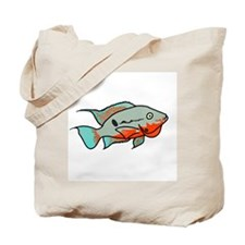 Firemouth Cichlid Tote Bag