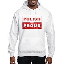 Polish and Proud Hoodie
