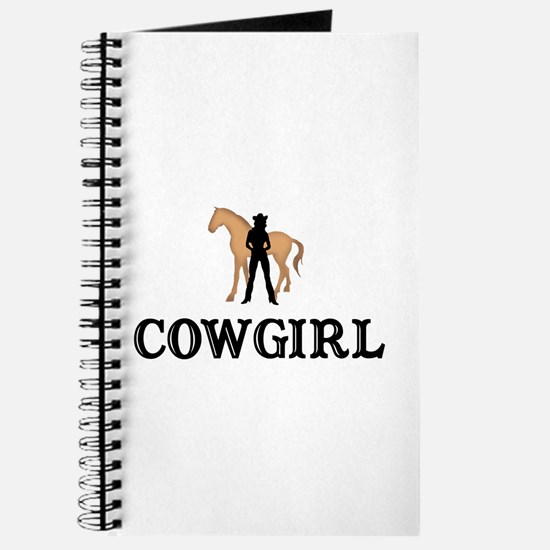 Cowgirl & Horse Journal