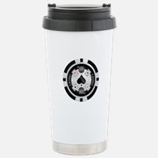 Casino Chip Travel Mug