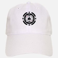 Casino Chip Baseball Baseball Cap