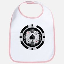 Casino Chip Bib