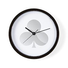 Cards Wall Clock
