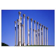 Washington DC, National Arboretum, National Capito