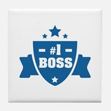 NR 1 BOSS Tile Coaster