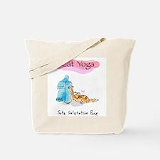 Sofa Salutation Tote Bag