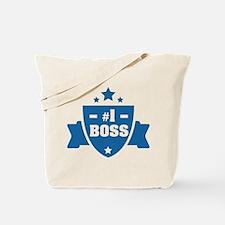 NR 1 BOSS Tote Bag