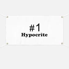 NR 1 HIPOCRITE Banner