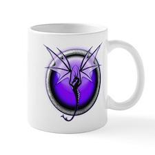 Purple Spirit Dragon Mug