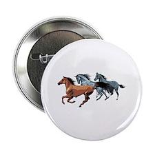 """Horses 2.25"""" Button"""