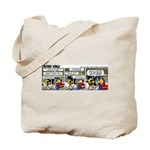 0415 -Engine noise Tote Bag