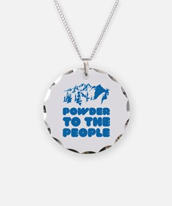 Powder To The People Necklace