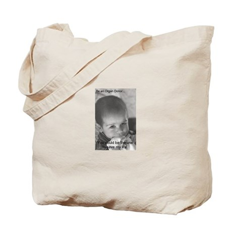 Organ Donor Tote Bag