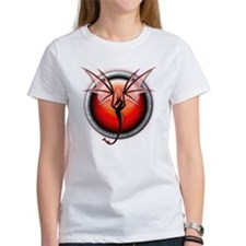 Red Fire Dragon Tee