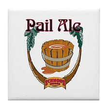 Pail Ale Tile Coaster