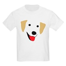 Yellow Lab's Face T-Shirt