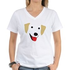 Yellow Lab's Face Shirt