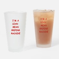 Old farts jokes Drinking Glass