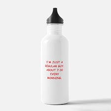 Old farts jokes Water Bottle