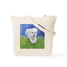 Cute Purebred Tote Bag