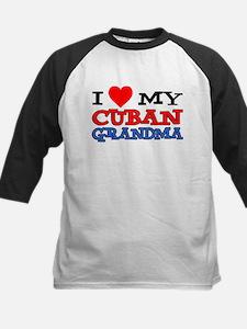 Love My Cuban Grandma Tee