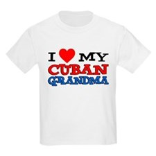 Love My Cuban Grandma T-Shirt