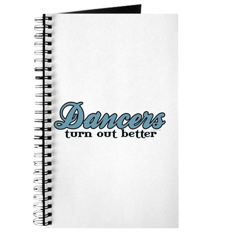 Dancers Turn Out Better Journal