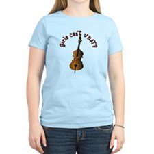 String Upright Double Bass T-Shirt
