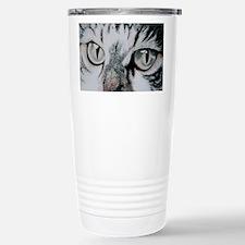 Cat's Eyes Stainless Steel Travel Mug
