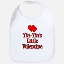 Yia-Yia's Little Valentine Bib