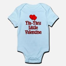 Yia-Yia's Little Valentine Infant Bodysuit