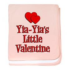 Yia-Yia's Little Valentine baby blanket