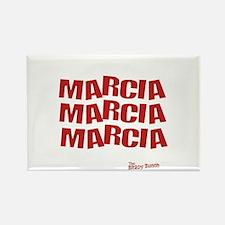 Marcia Marcia Marcia Rectangle Magnet