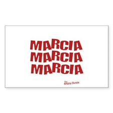 Marcia Marcia Marcia Decal