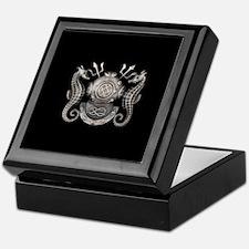 Navy Master Diver Keepsake Box