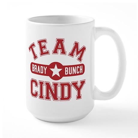 Retro Brady Bunch Large Mug