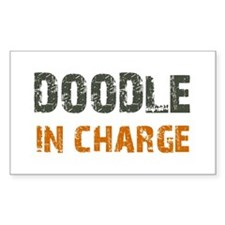 Doodle IN CHARGE Decal