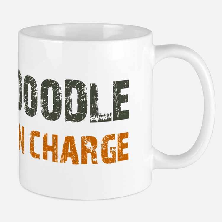 Doodle IN CHARGE Mug