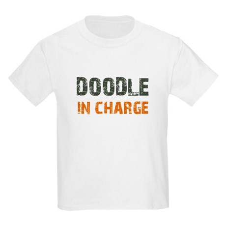 Doodle IN CHARGE Kids Light T-Shirt